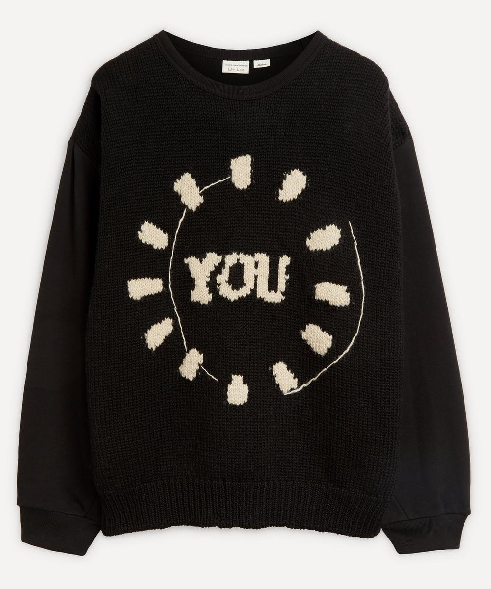 Dries Van Noten - Hayland You Embroidery Jumper