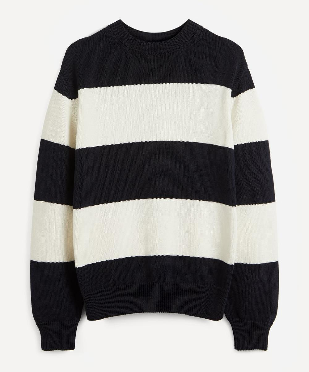 Dries Van Noten - Wide Hoop Jumper