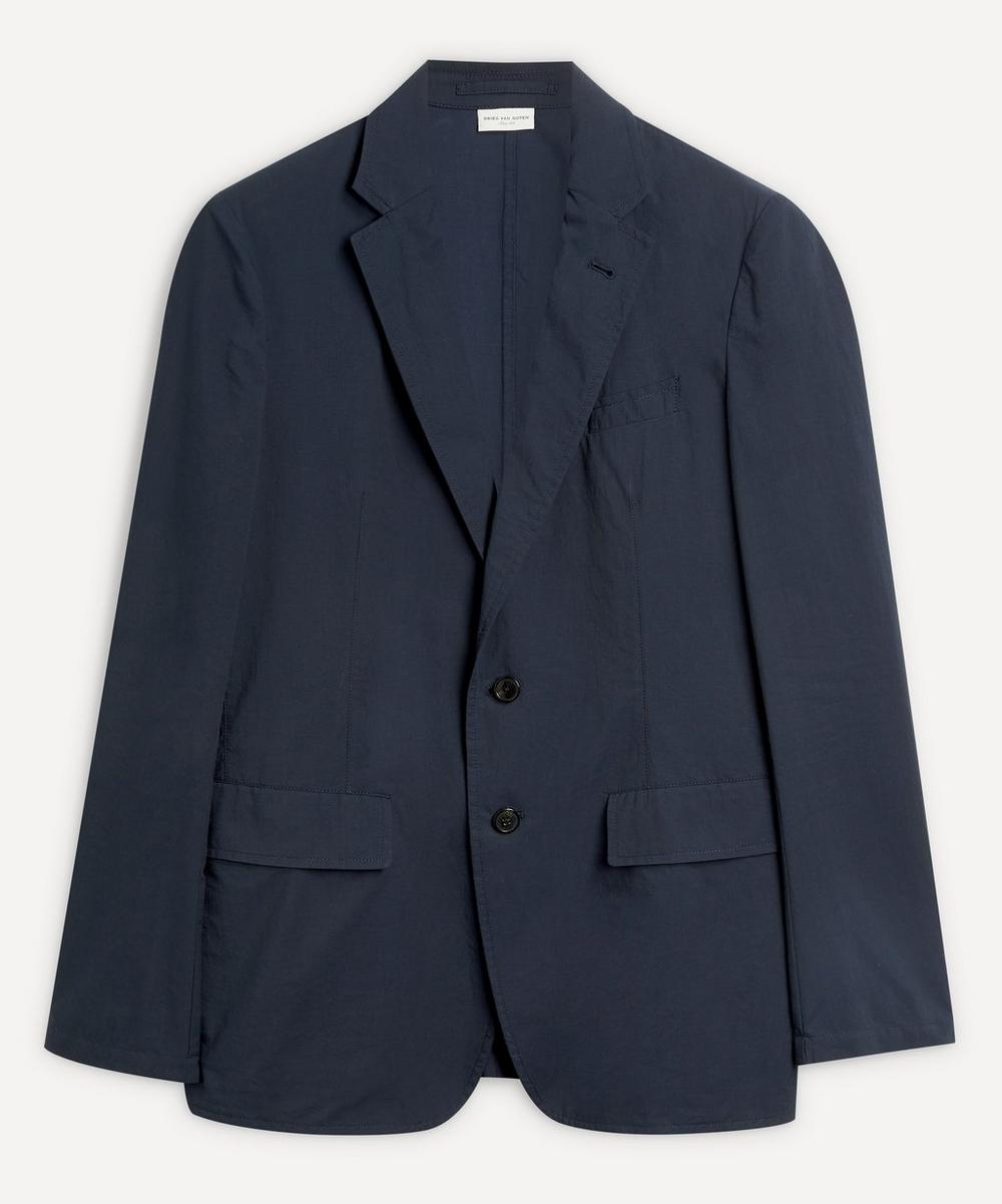 Dries Van Noten - Boxing Slim Lightweight Blazer Jacket