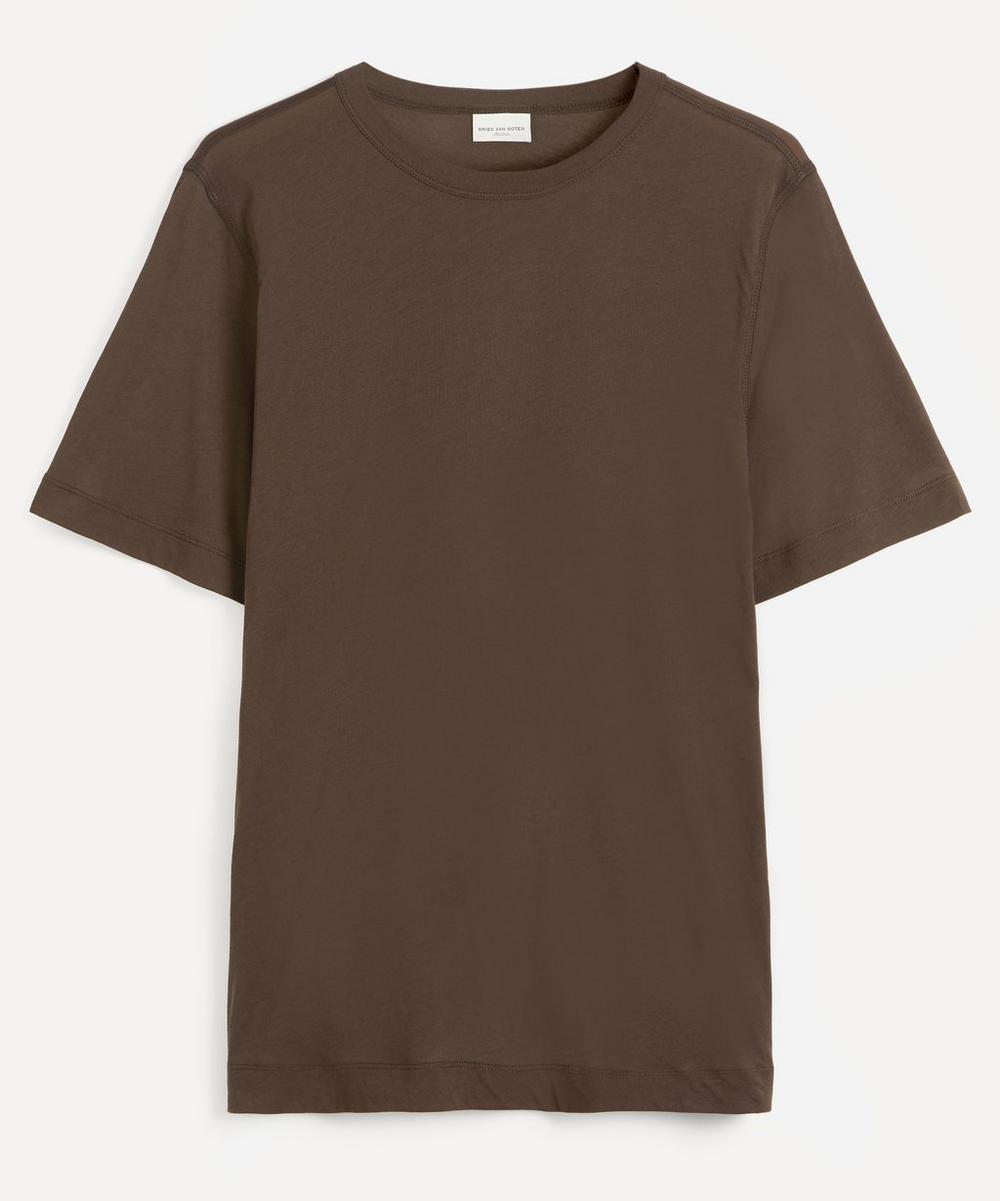 Dries Van Noten - Cotton Jersey T-Shirt