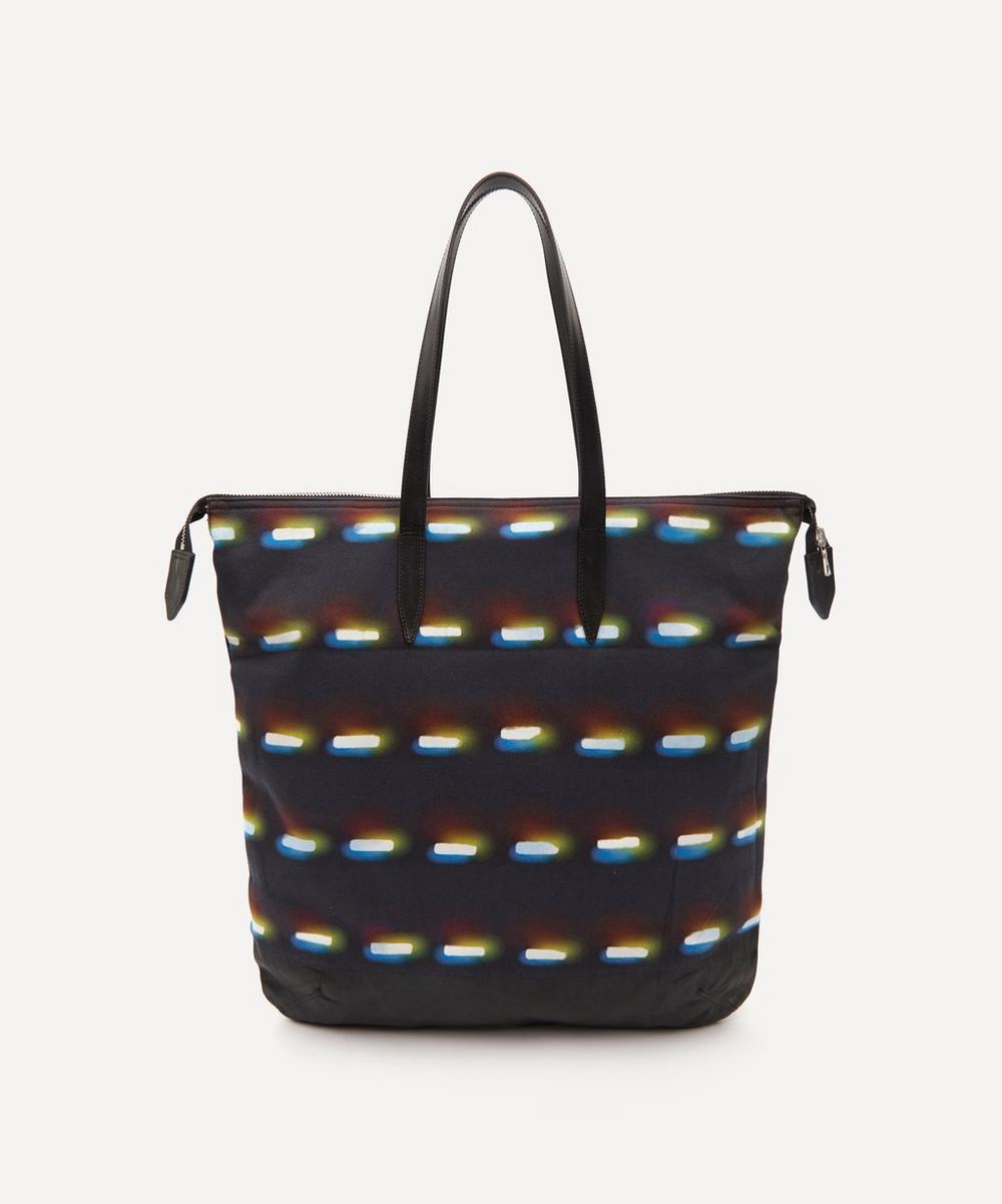Dries Van Noten - Strobe Light Zip Top Bag