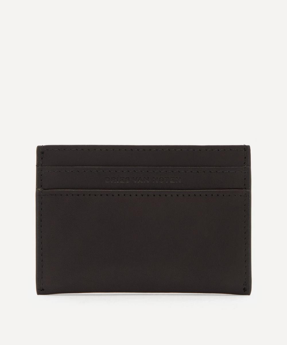 Dries Van Noten - Leather Card Holder