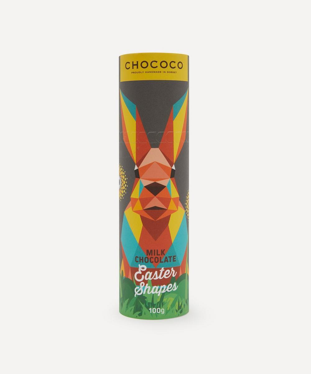 Chococo - Milk Chocolate Easter Bunny Tube 100g