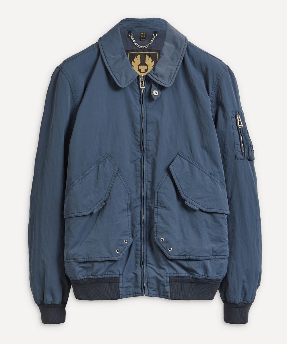 Belstaff - Camber Garment-Dyed Nylon Jacket
