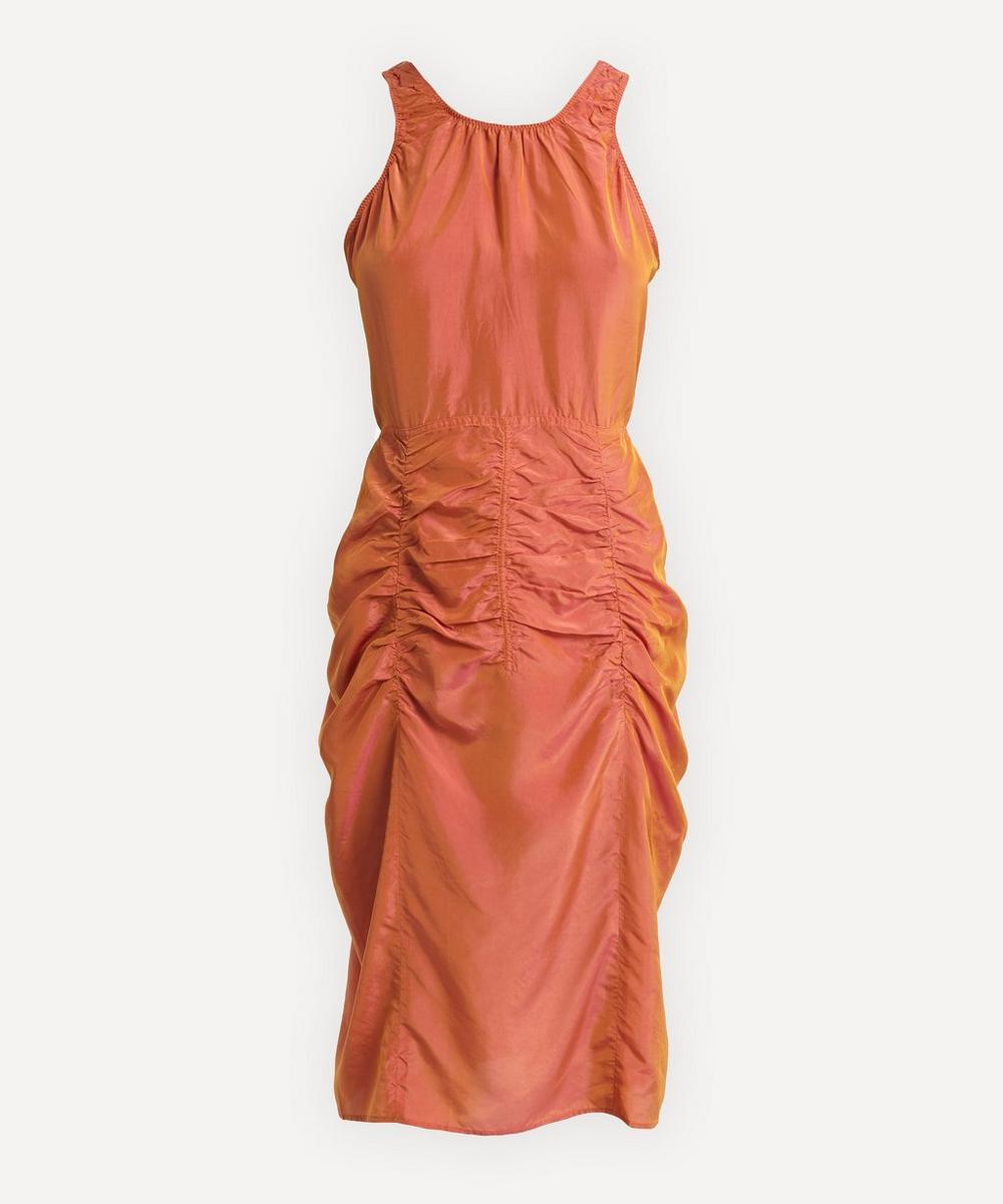 Acne Studios - Sleeveless Ruched Midi-Dress