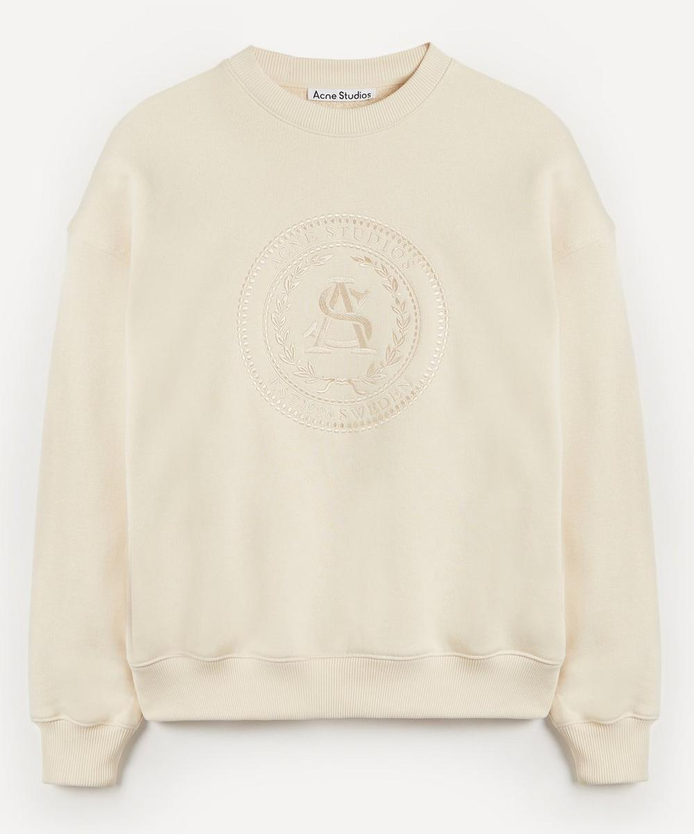 Acne Studios - Relaxed Embroidered Sweatshirt