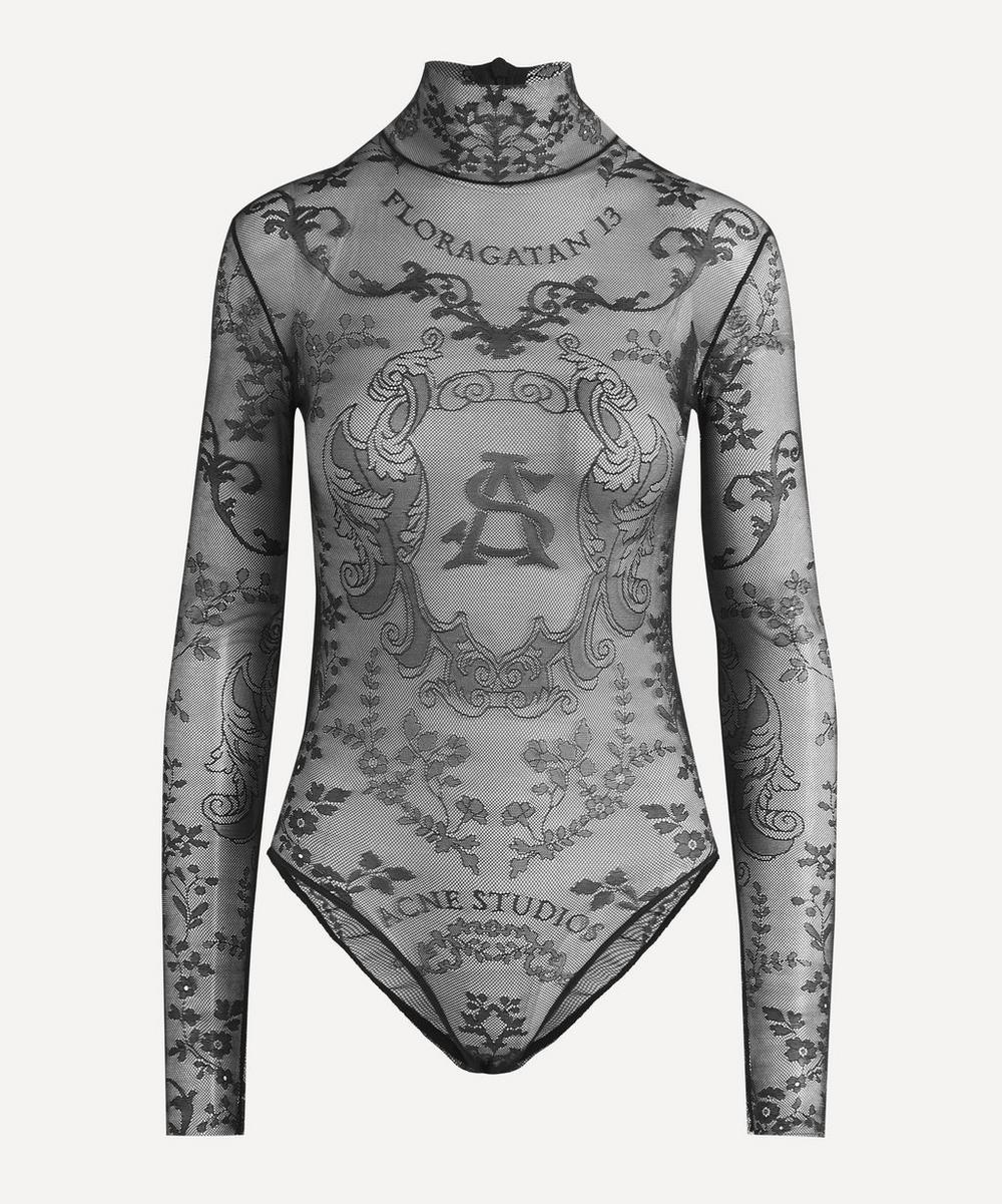 Acne Studios - Lace Bodysuit