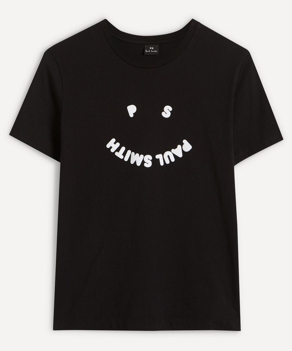 PS Paul Smith - Smiley Face Logo T-Shirt