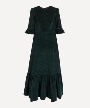 Exclusive The Festival Corduroy Dress