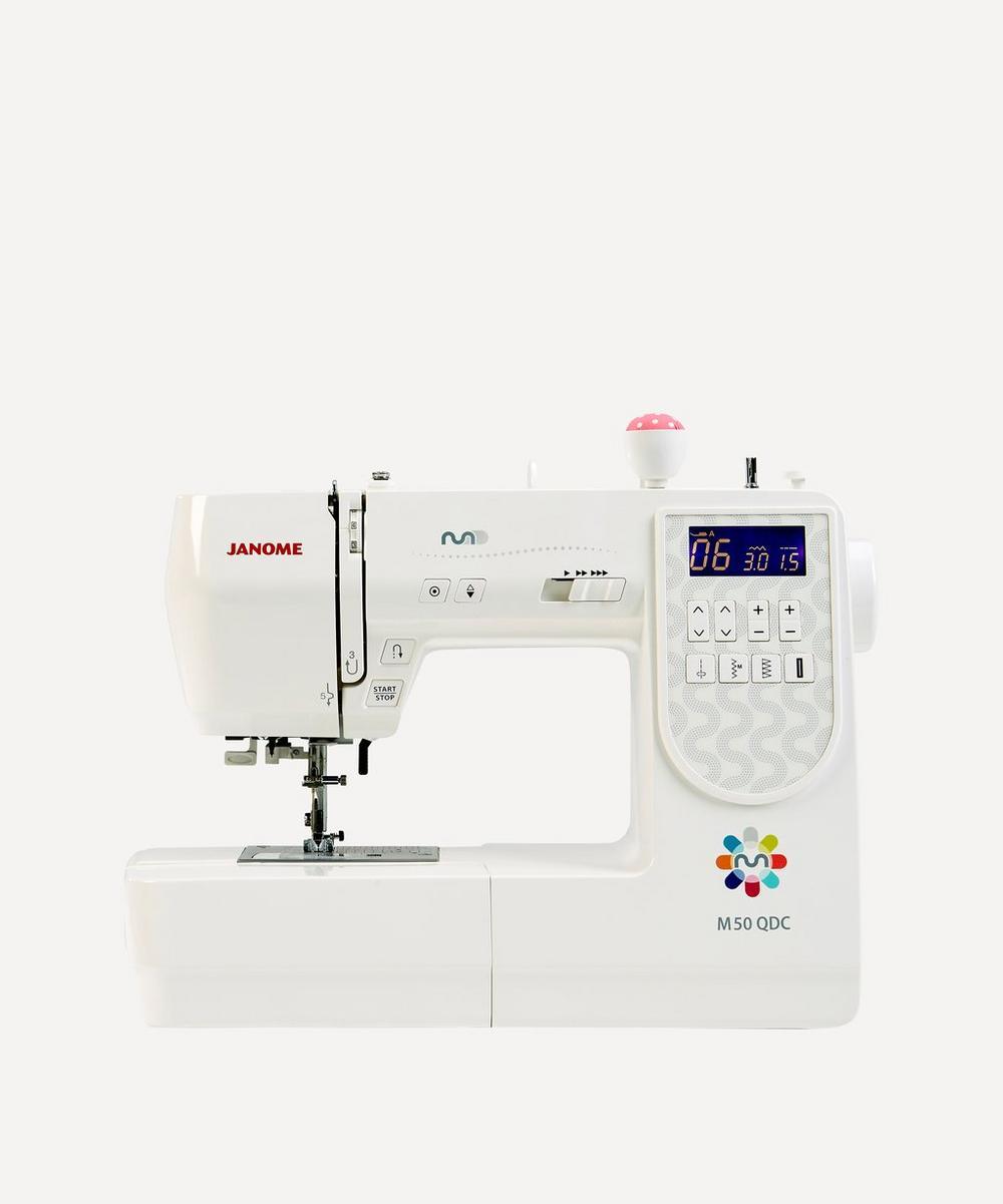 Janome - M50QDC Computerised Sewing Machine