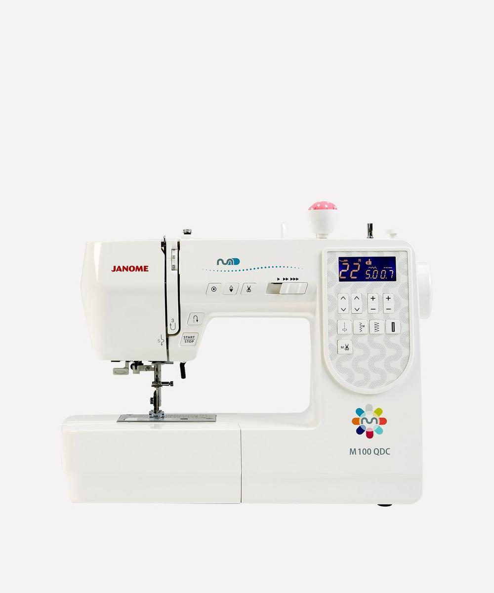 Janome - M100QDC Computerised Sewing Machine