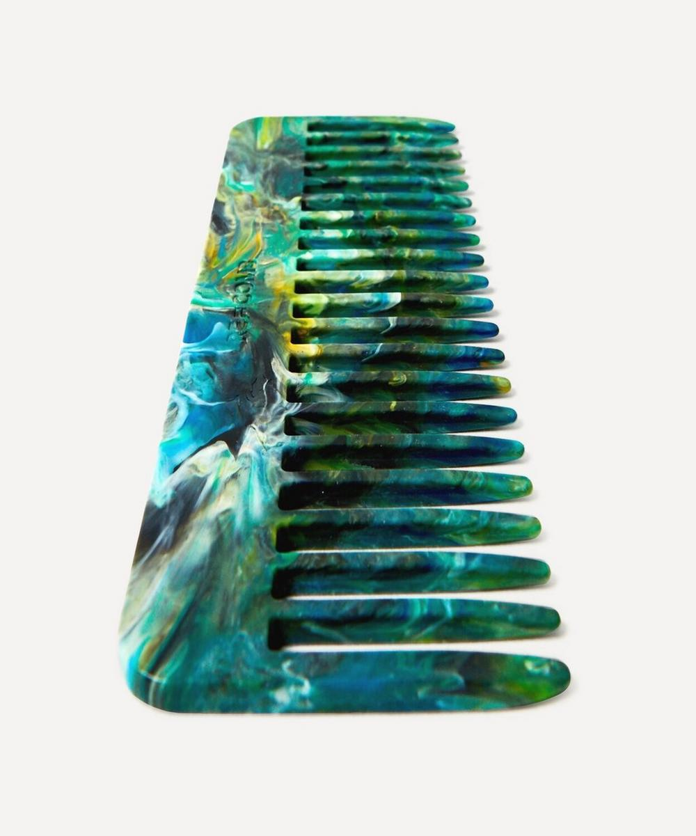RE=COMB - Marbled Cool Recycled Plastic Comb