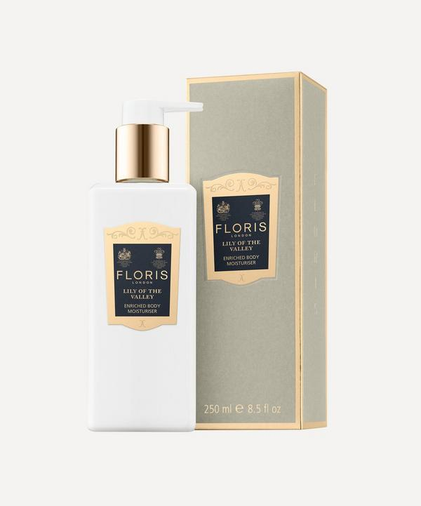 Floris London - Lily of the Valley Enriched Body Moisturiser 250ml