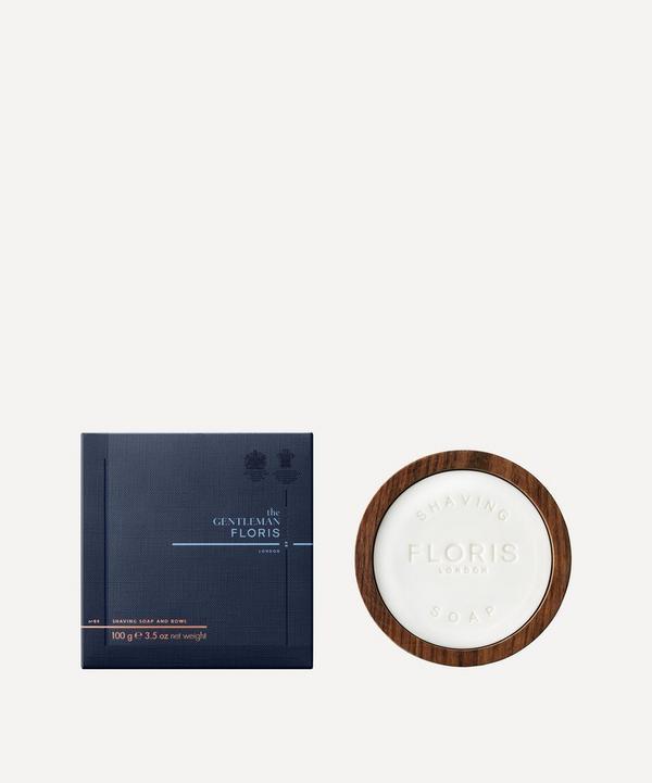 Floris London - The Gentleman Floris No.89 Elite Shaving Soap & Bowl 100g