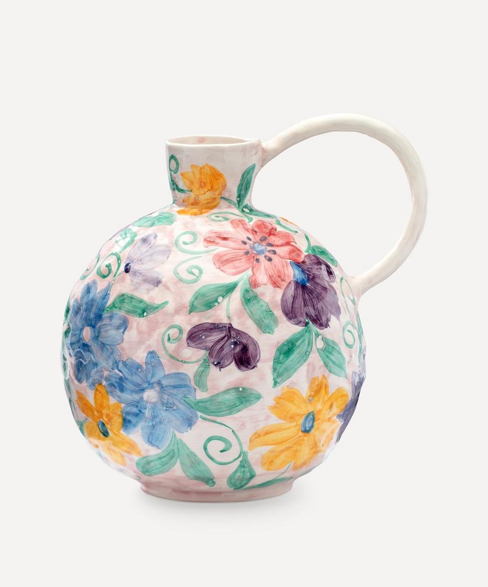 Anna + Nina - Flowers Ceramic Vase
