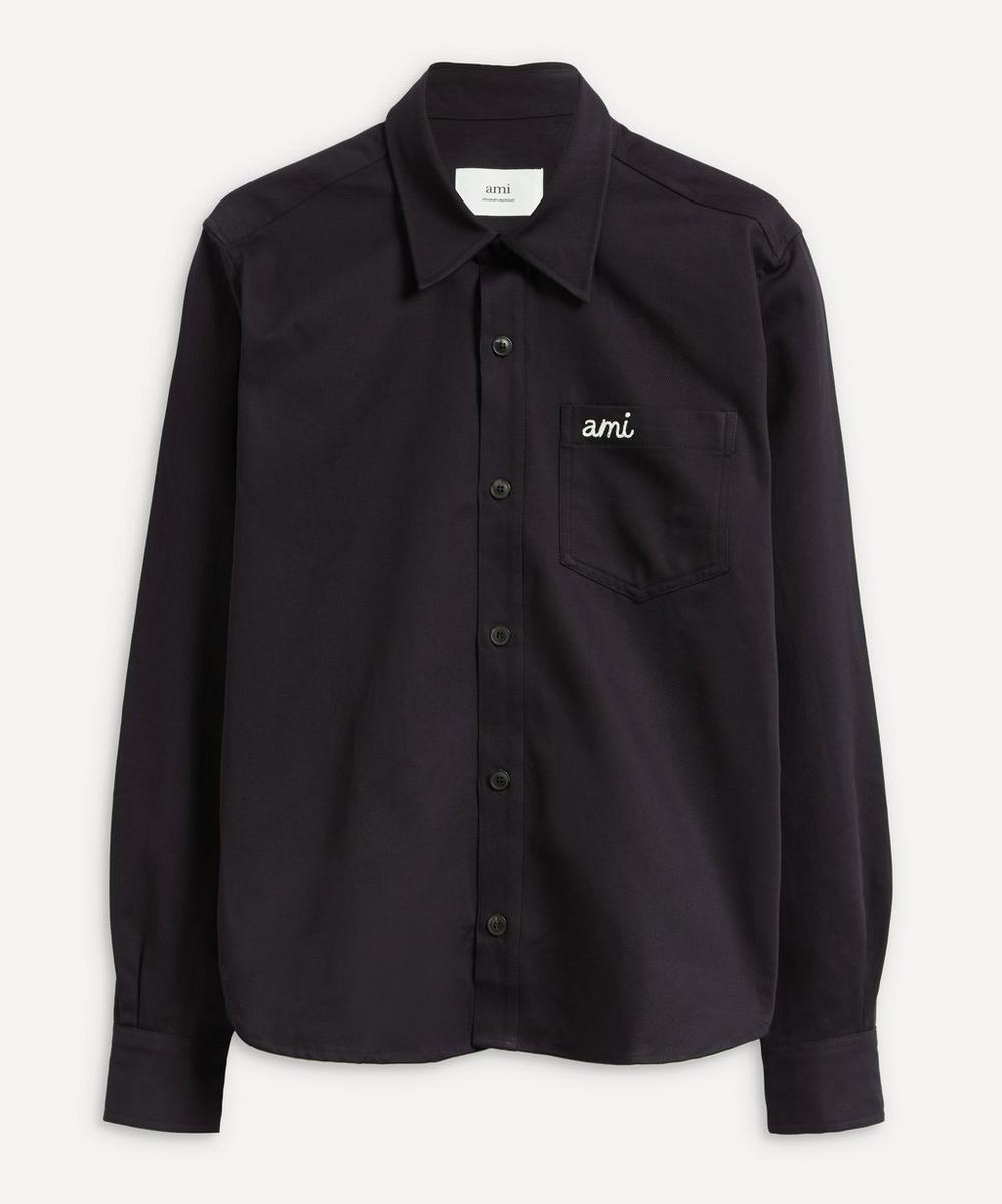 Ami - Denim Overshirt