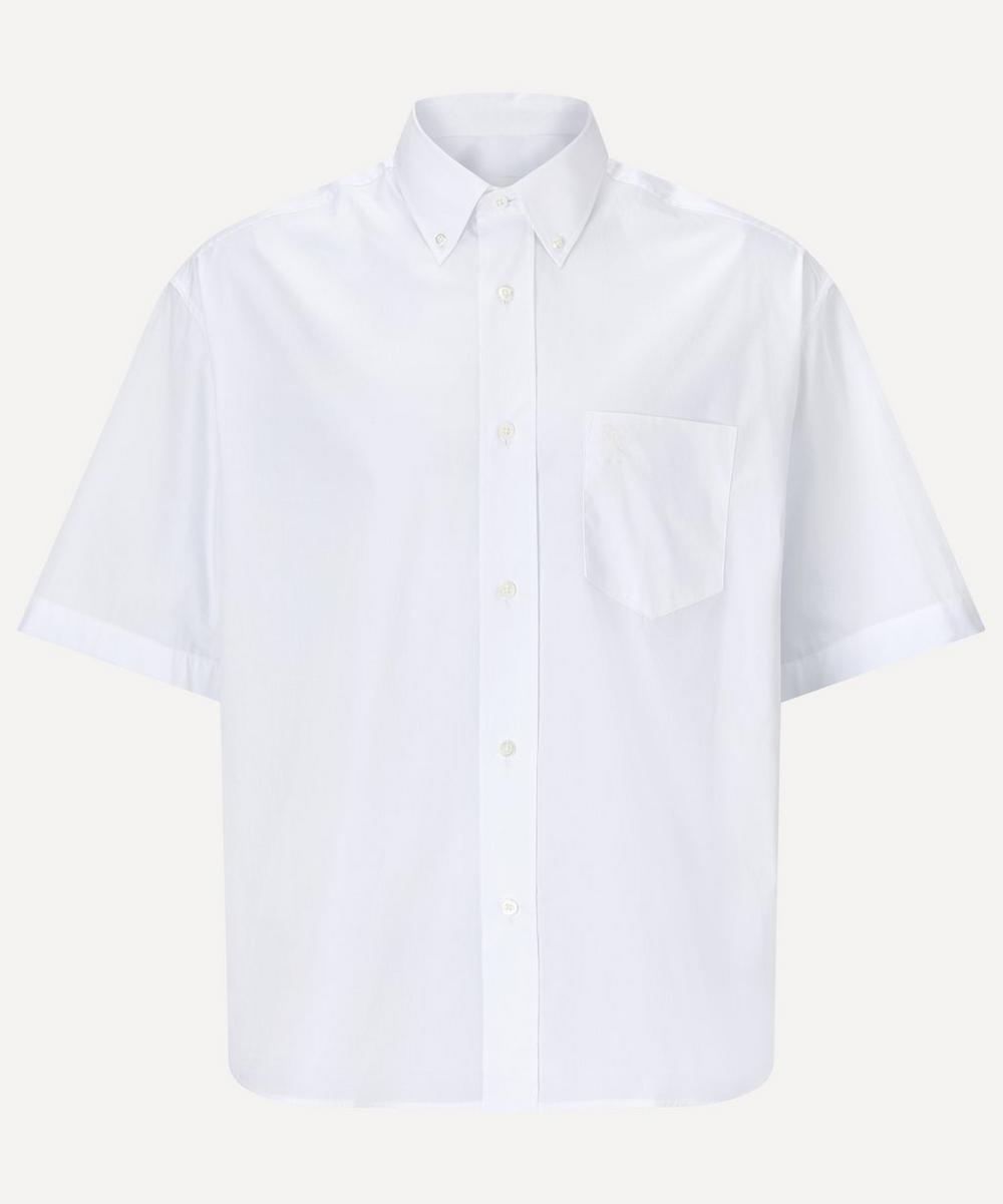 Ami - Ami de Cœur Boxy Short-Sleeved Shirt