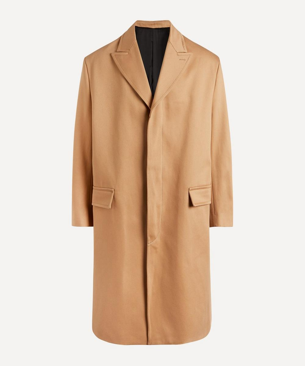 Ami - Oversized Two Button Overcoat