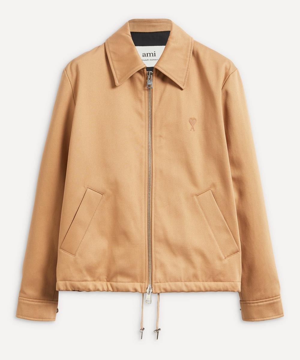 Ami - Ami de Coeur Zipped Jacket