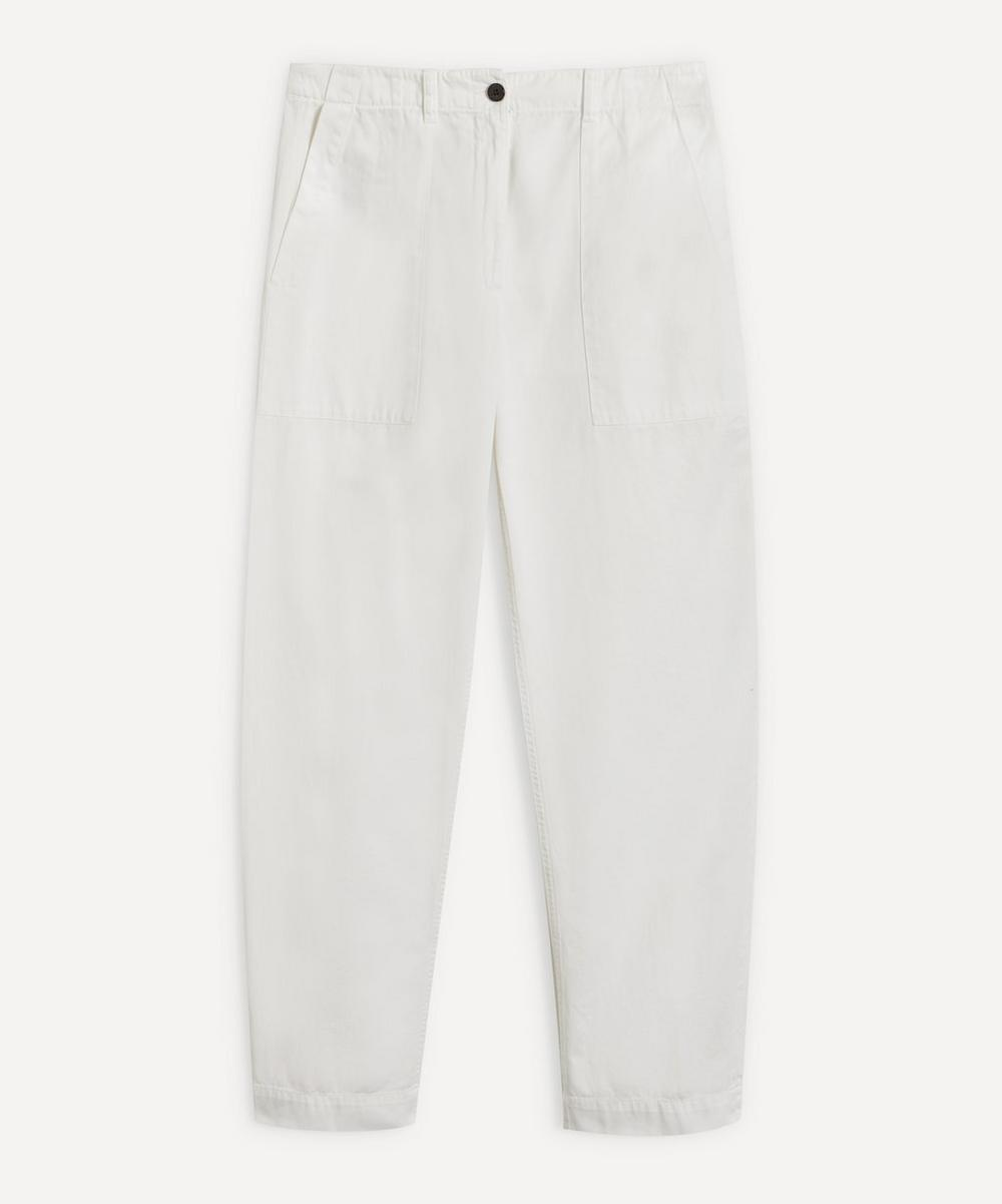 Dries Van Noten - Loose Fit Chino Trousers