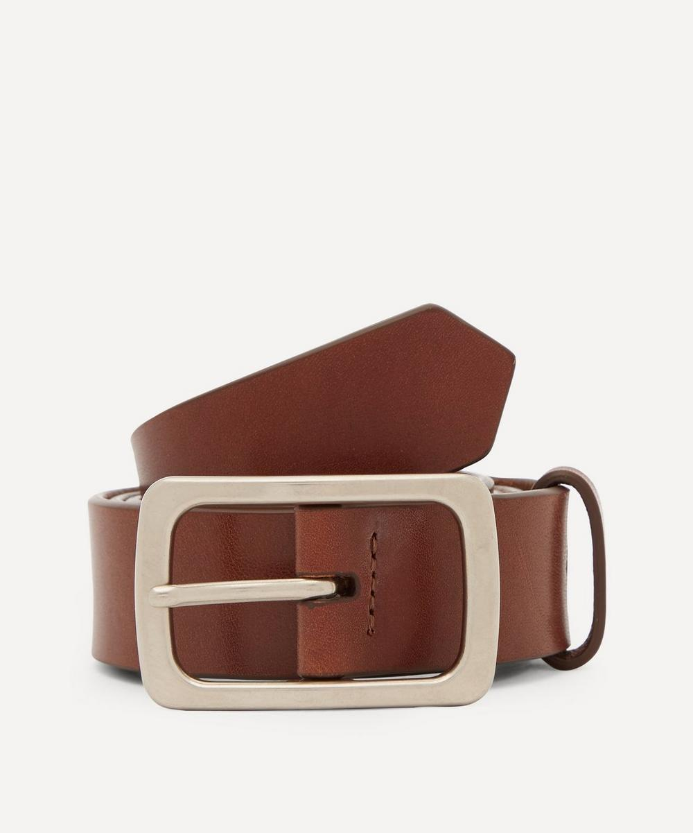 Dries Van Noten - Leather Belt