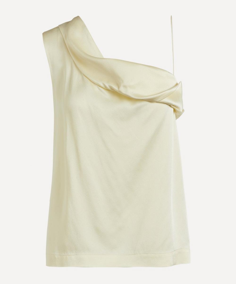 3.1 Phillip Lim - Off-Shoulder Folded Band Top