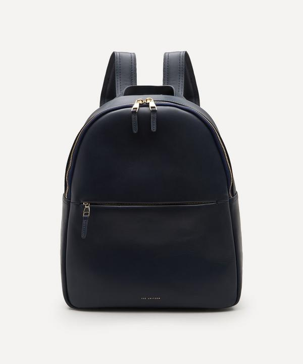 THE UNIFORM - Leather Backpack