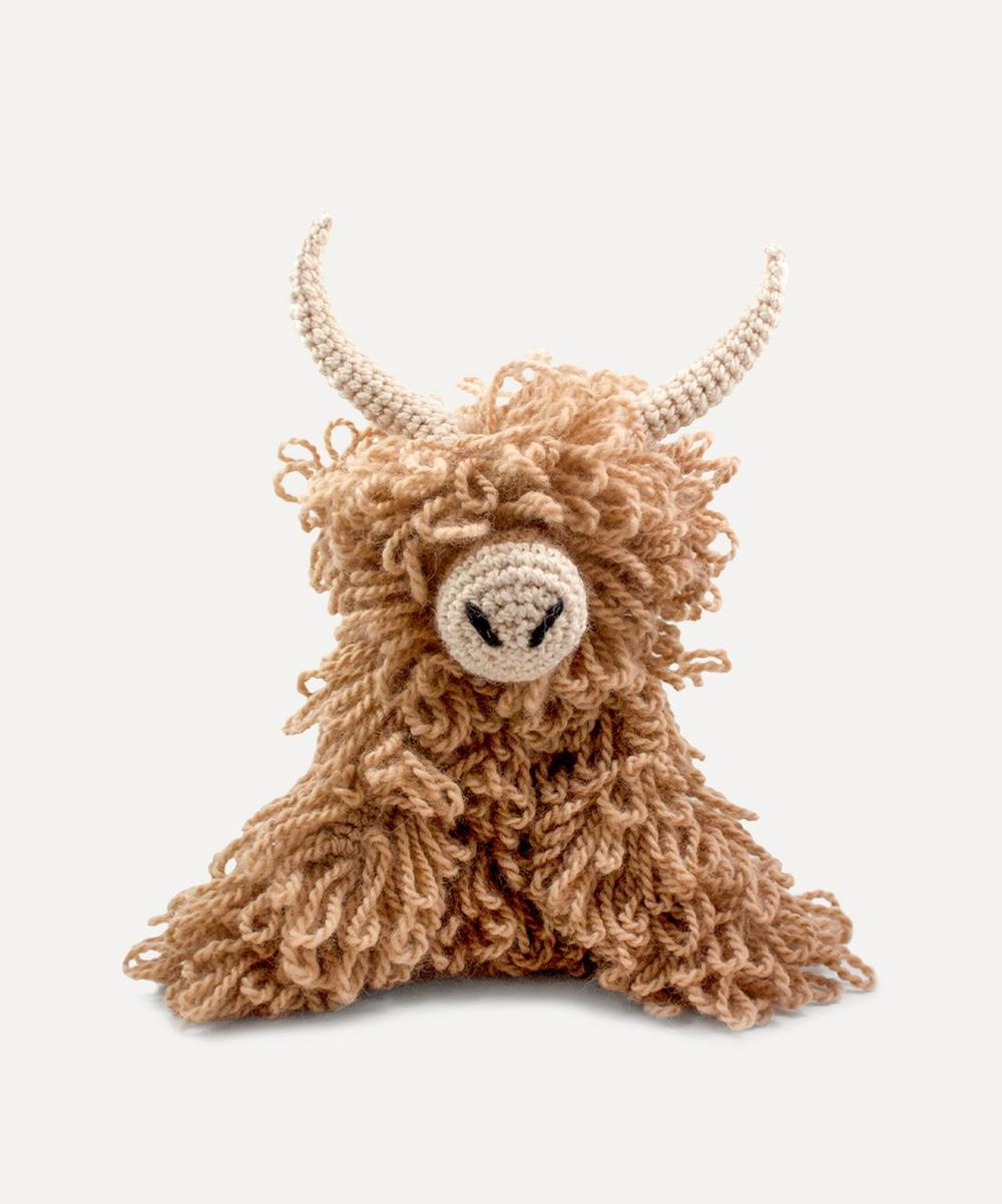 TOFT - Morag the Highland Cow Crochet Toy Kit