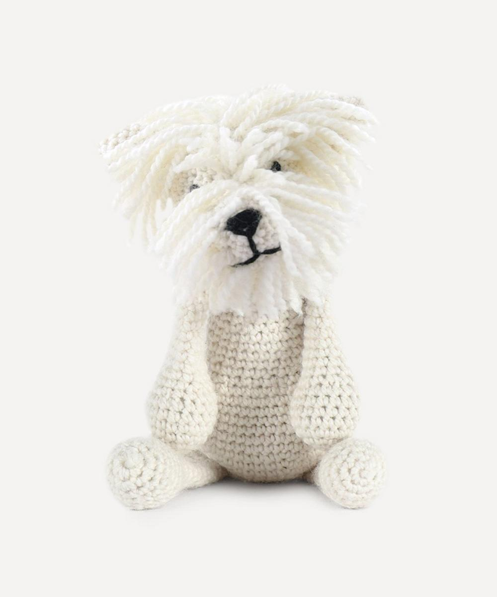 TOFT - Geoff the Westie Crochet Toy Kit