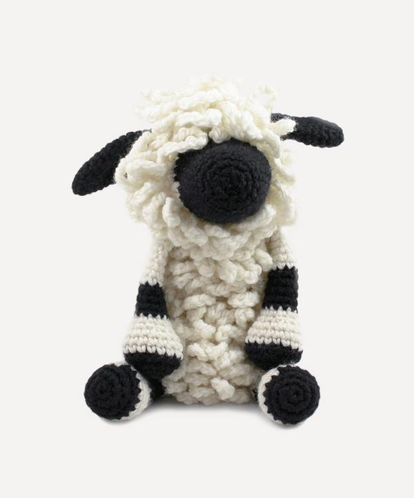 TOFT - Lisa the Sheep Crochet Toy Kit