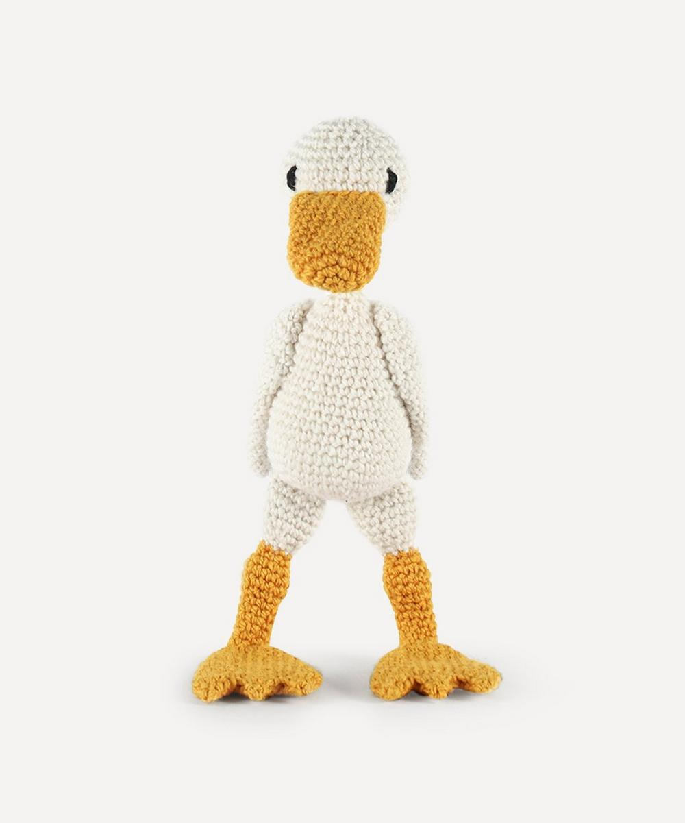 TOFT - Geraldine the Duck Crochet Toy Kit