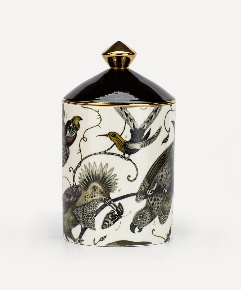 Emma J Shipley - Audubon Bone China Balsamic Patchouli and Musk Candle 650g