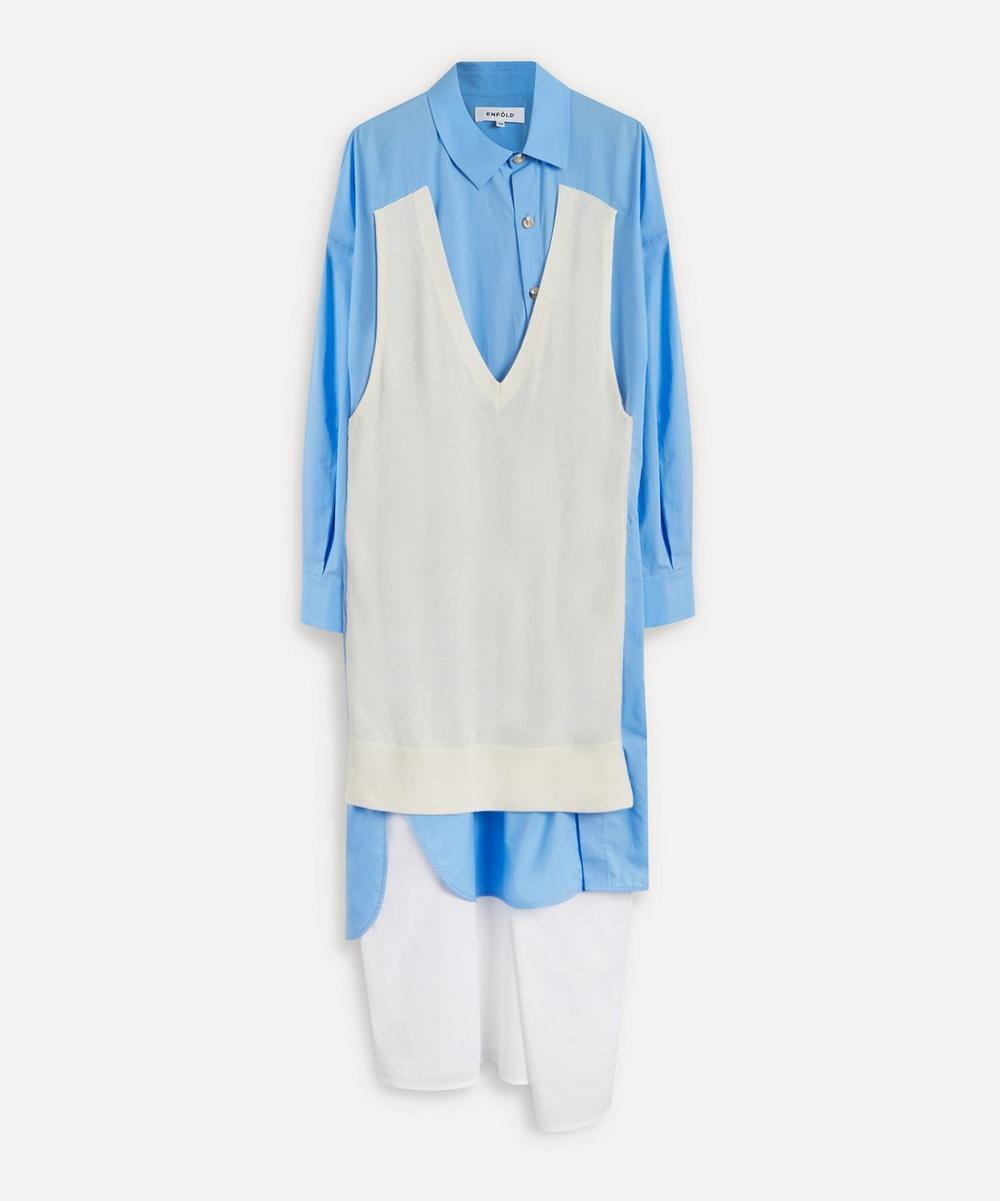 Enföld - Merino Wool Shirt Dress