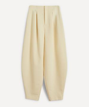 Double Cross Balloon Trousers