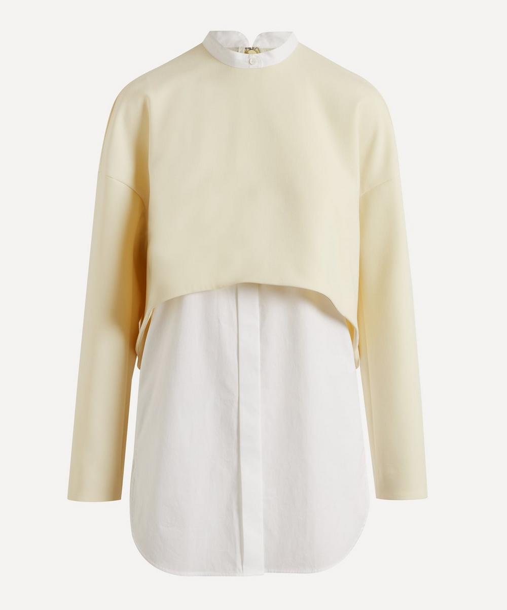 Enföld - Double Cloth Layered Tunic