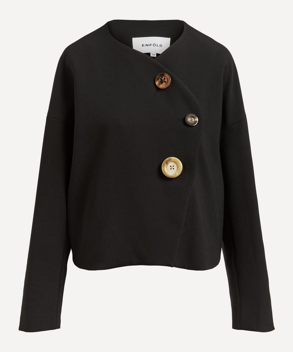 Enföld - Double-Cross Short Jacket