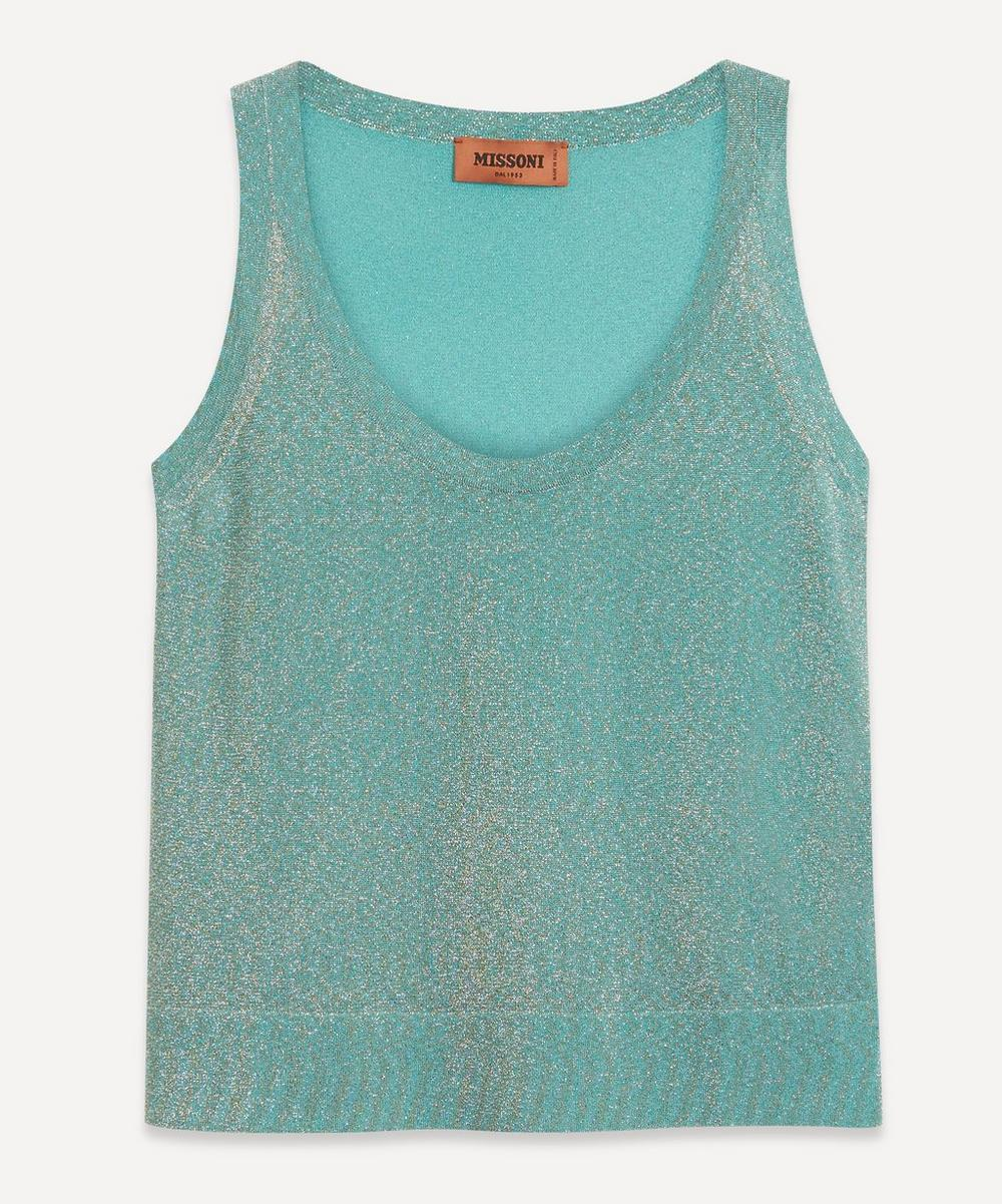 Missoni - Lurex Tank Top