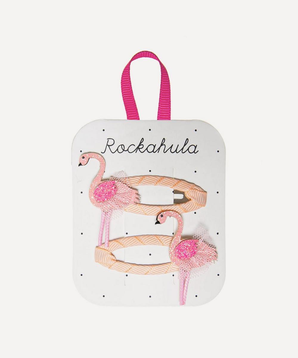 Rockahula - Tutu Flamingo Hairclips