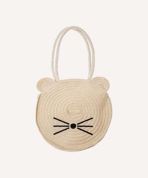 Little Mouse Basket Bag