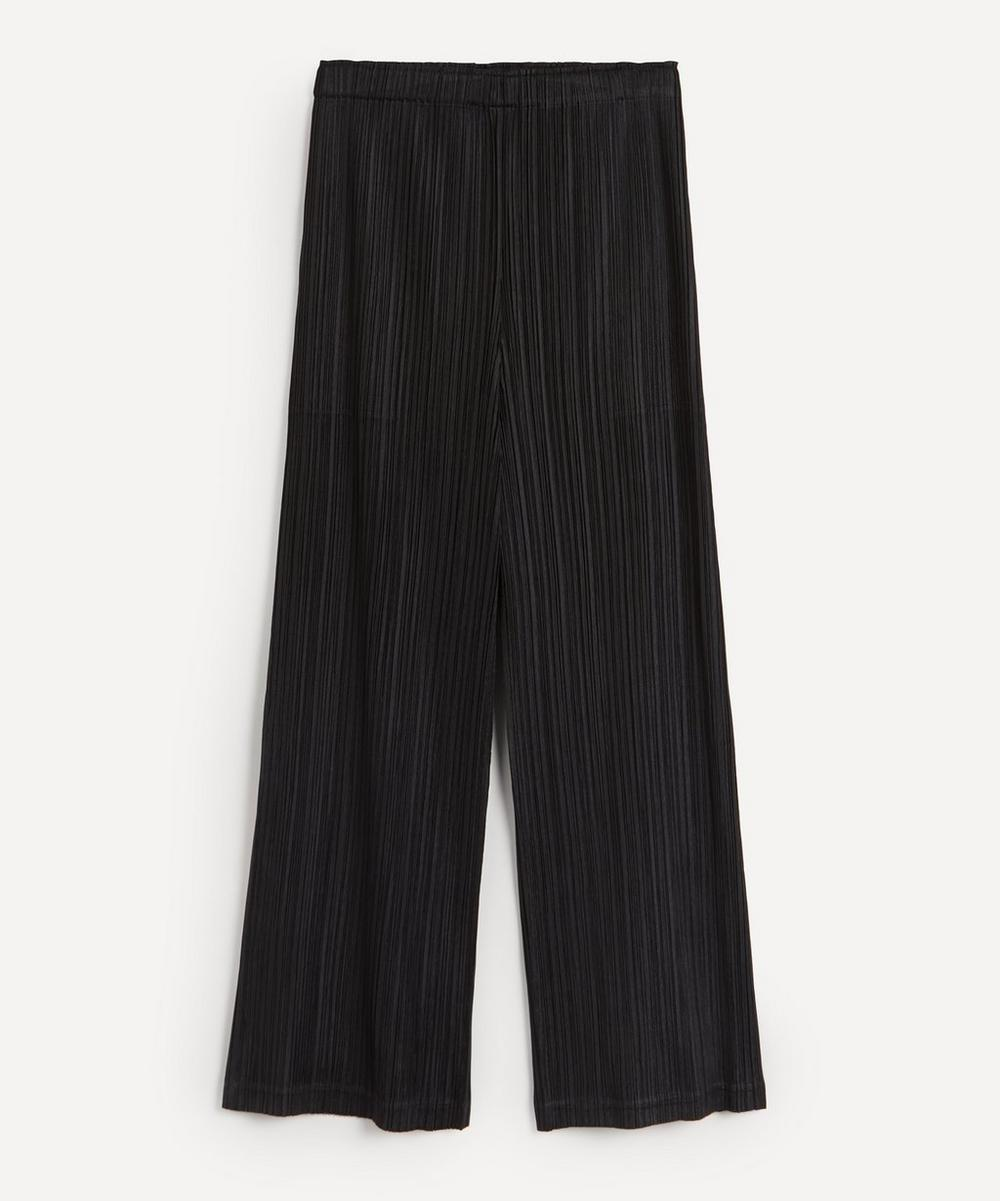 Pleats Please Issey Miyake - Thicker Pleated Trousers