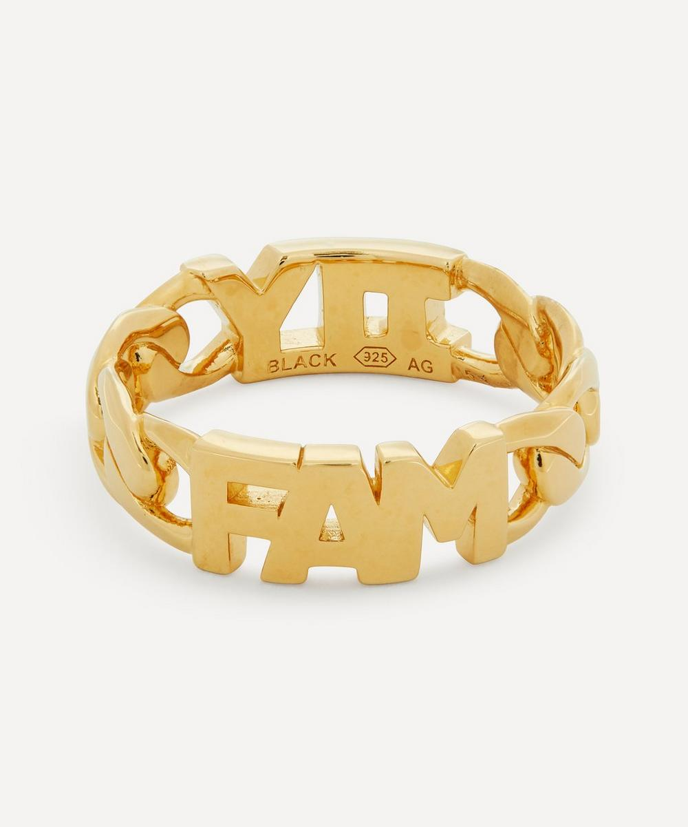 Maria Black - Gold-Plated Family Ring