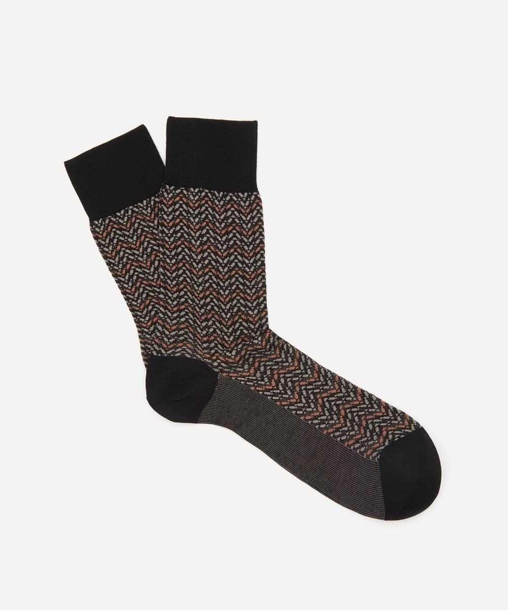 Falke - Colour Waves Cotton Socks