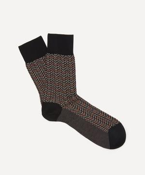 Colour Waves Cotton Socks