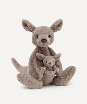 Kara Kangaroo Soft Toy