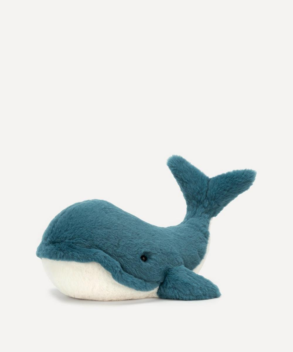 Jellycat - Wally Whale Medium Soft Toy