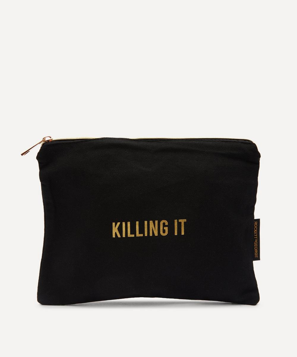 Rockett St George - Killing It Cotton Wash Bag
