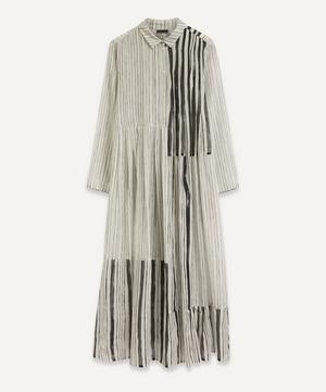 Jeny Maxi Shirt Dress
