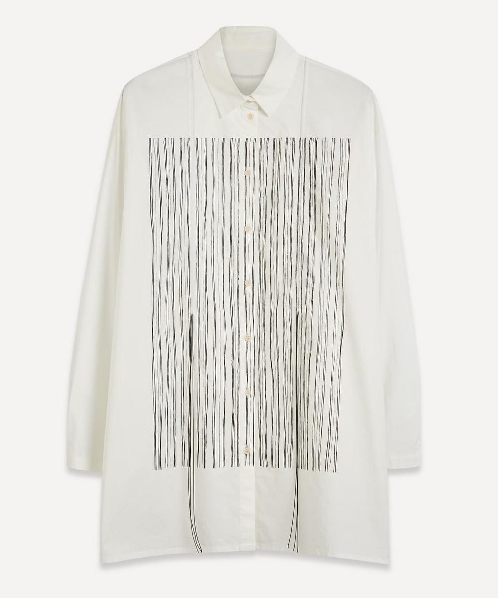 Annette Görtz - Alanay Oversized Cotton-Mix Shirt