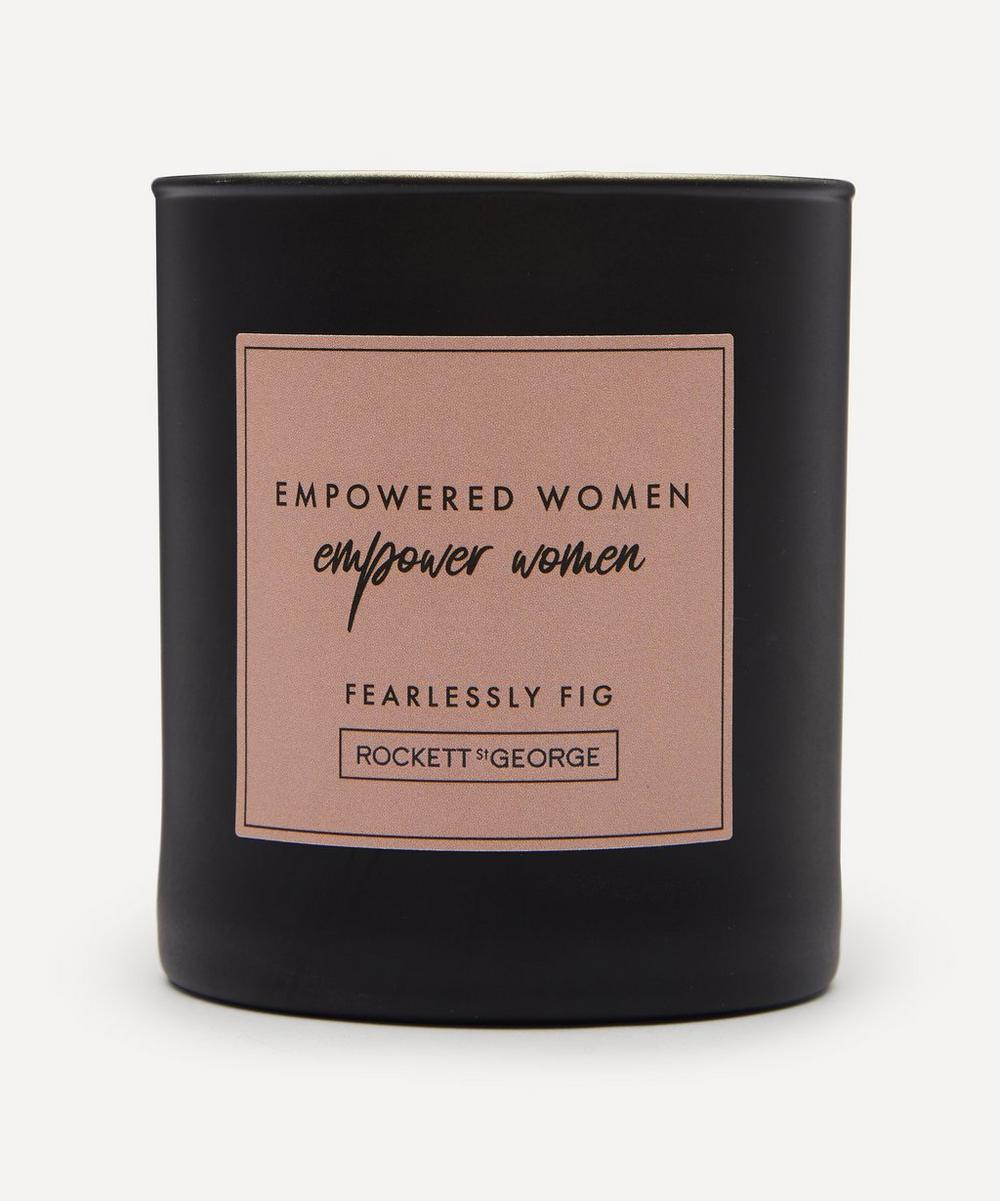 Rockett St George - Empowered Woman Fig Scented Candle 220g