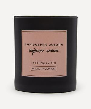 Empowered Woman Fig Scented Candle 220g